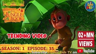 The Jungle Book Cartoon Show Full HD - Season 1 Episode 35 - Monkey Business