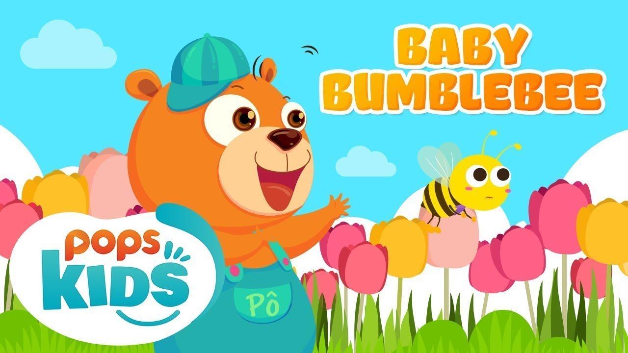 Baby Bumblebee - Nhạc Thiếu Nhi Hay Cho Bé   Mầm Chồi Lá Tiếng Anh Tập 19