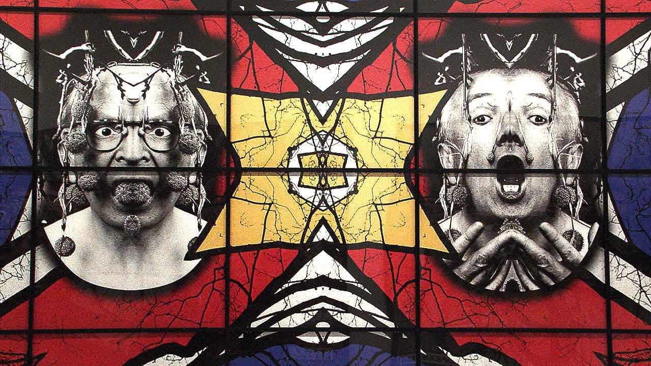 Gilbert And George: Gilbert And George Exhibition Jack Freak Pictures , HD