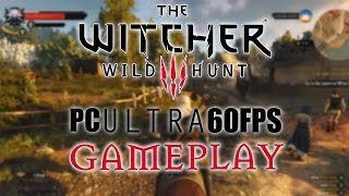 the witcher 3 wild hunt e01 pc ultra gameplay environment