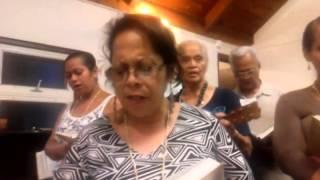 'Aha Iki 2014 at Kalihi-Moanalua Church