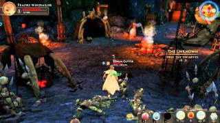 Dungeons & Dragons Daggerdale HD gameplay