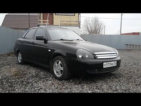 Авто за 200 тысяч ВАЗ Приора LADA Priora 2009 г.