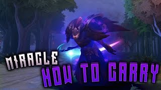 how to carry on 7 01 miracle spectre dota 2