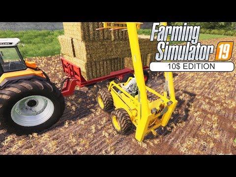 New Lime Spreader ★ Farming Simulator 2019 Timelapse ★ Shamrock valley ★ Episode 17 |