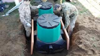 видео септик термит