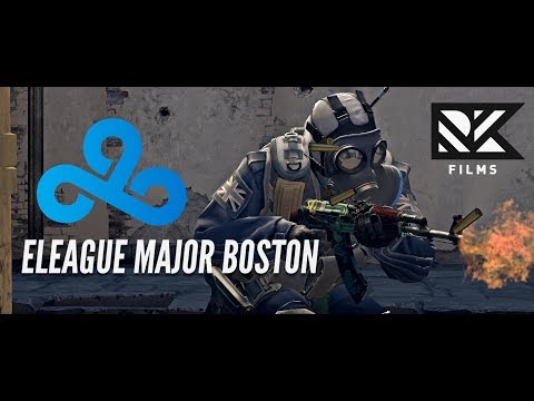 Cloud9 - Eleague Major 2018 Champions