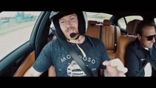 BMW Hot Lap Pitch: Alex Littlewood pitches Motoroso.com
