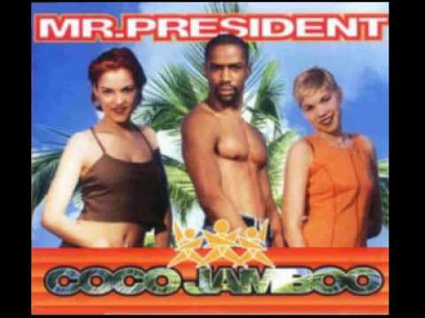 Mr. President - Coco Jambo + I Give You My Heart (HQ)