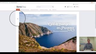 Tutorial Shopware 5: Interne und externe Links im Menü setzen