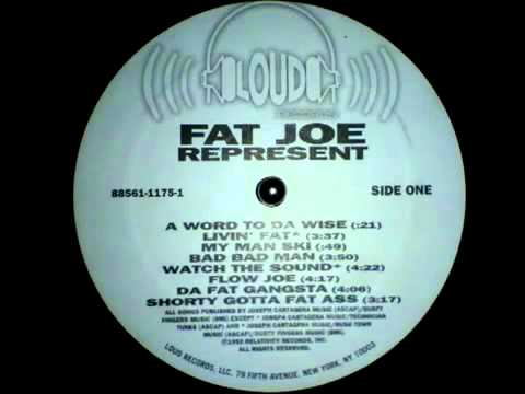 Fat Joe - Da Fat Gangsta (Diamond D Production) (1993) [HQ]