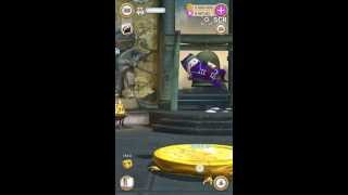 Clumsy ninja LEVEL 99 gameplay