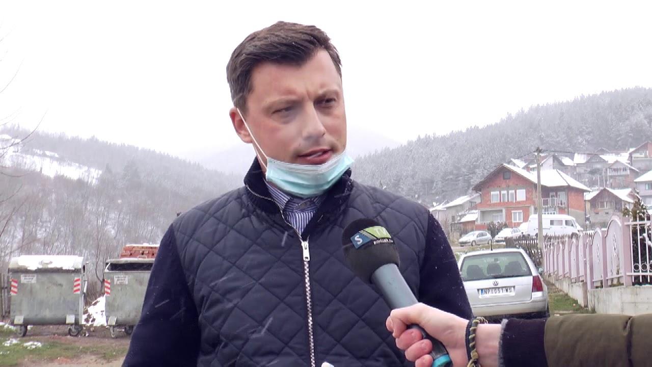 Volonteri Prijepolja u akciji pomoci - Tema dana - YouTube