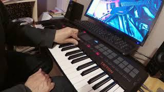 Korg Triton Tactile sounds