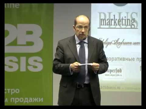 Корпоративные продажи, B2B, Игорь Манн