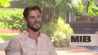 Chris Hemsworth ve Tom Holland Karşı Karşıya