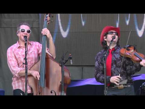 The Infamous Stringdusters | Free | Jam Cruise 14