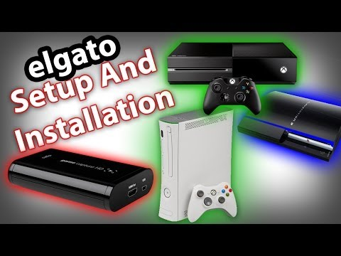 How To Setup And Use The elgato Game Capture HD PS3, XBox One, XBox 360