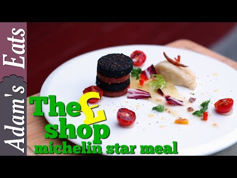 The £1 shop michelin star meal! | Dollar store cooking