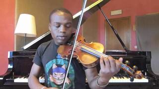 Flo Rida - Good Feeling (Seth G. Violin Cover)