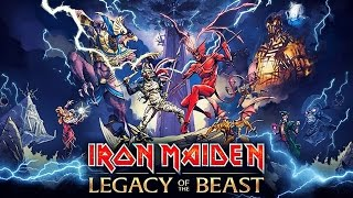 Iron Maiden Legacy of the Beast - Android Gameplay HD