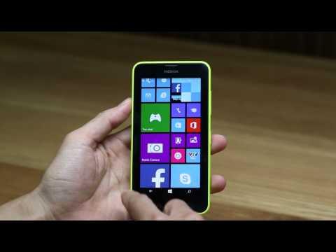 Trên tay Nokia Lumia 630