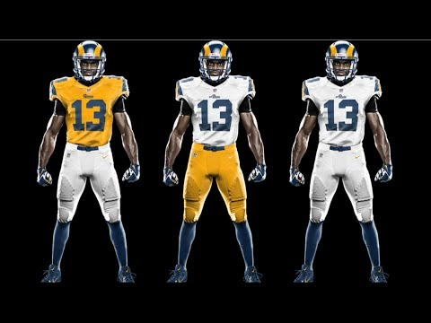 856f669e1fe New NFL Jerseys  - YouTube