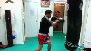 香港泰拳理事會 - 初級教訓班教材 第四節