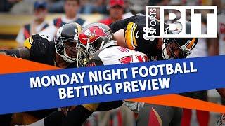 Pittsburgh Steelers at Tampa Bay Bucs | Sports BIT | NFL Picks