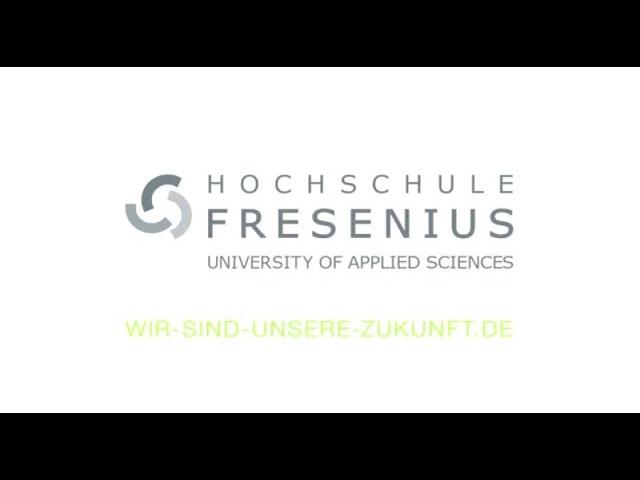 Imagefilm der Hochschule Fresenius