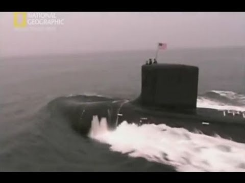 Смотреть Суперсооружения - Подводная лодка ВМС США «Вирджиния» онлайн