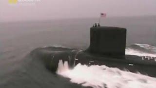 Суперсооружения - Подводная лодка ВМС США «Вирджиния»(Побывайте на новейшей атомной подводной лодке ВМС США «Вирджиния», которая уже бороздит океаны. Созданная..., 2012-03-28T04:33:27.000Z)