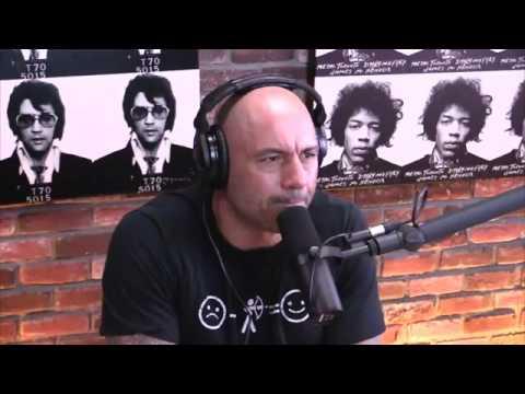Joe Rogan talks AYAHUASCA & DMT