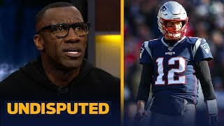 Tom Brady is to blame for the Patriots' collapse to Dolphins — Shannon Sharpe | NFL | UNDISPUTED