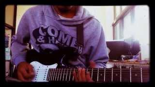 U9 - Dengan Sepenuh Cinta (gitar cover)