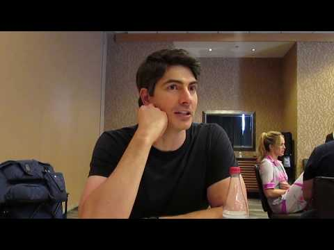 Brandon Routh for Legends of Tomorrow at SDCC 2017