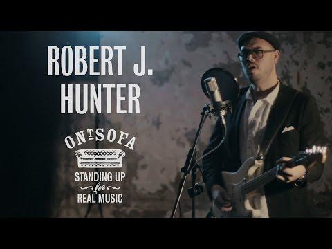 Robert J. Hunter - Preacher   Ont' Sofa Live at Jaguar Shoes