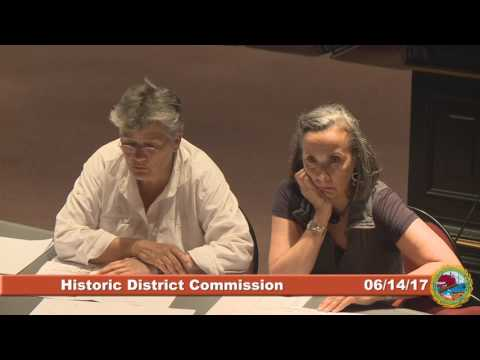Historic District Commission 06.14.17