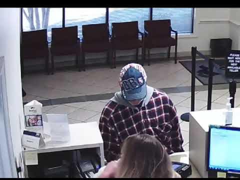 Man robs Bay Port bank in Newport News