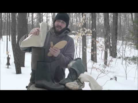 Ben's Backwoods Air Mesh Insoles, Muck Boots and Mukluks Wet/cold,  Dry/cold Footwear