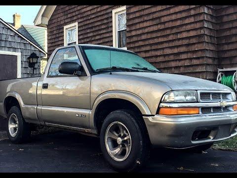 1994-2003 Chevy S10/GMC Sonoma Down Stream o2 Sensor Replacement