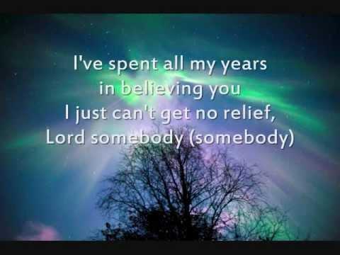 Somebody to Love (happy feet) lyrics- Brittany Murphy