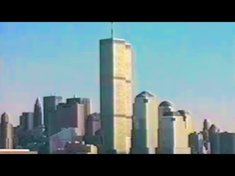 Kasparov vs Anand - New York World Trade Center: Observation Deck Battle
