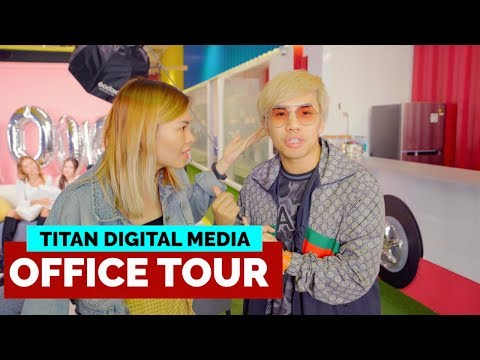 JianHao's Office Tour 2019