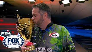World Series of Bowling: Tom Daugherty vs. Kyle Troup in Scorpion Championship Finals | FOX SPORTS screenshot 3