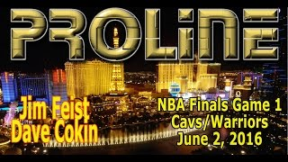 Cleveland Cavaliers vs. Golden State Warriors Game 1 Betting Preview, June 2, 2016