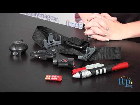 spy gear micro spy kit xs1 from spin master youtube