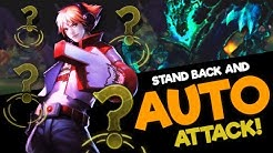 Instalok - Stand Back and Auto Attack (Shawn Mendes - There's Nothing Holding Me Back PARODY)