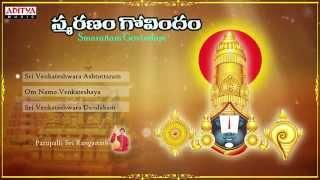 Srinivasa Venkateswara Govinda Balaji Smaranam | Telugu Devotional Songs by Parupalli Sri Ranganath