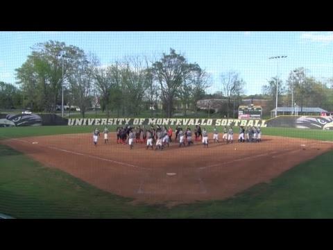 Montevallo Softball vs. AUM (DH)